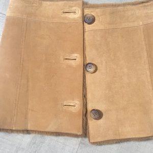 One of a kind Ugg skirt.